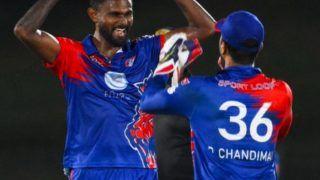Lanka Premier League 2020 Colombo Kings vs Kandy Tuskers: पहले ही मैच में बने 400 से अधिक रन, Super Over में कोलंबो किंग्स को मिली जीत