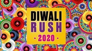 Festive Cheer Continues With PokerStars India's 'Diwali Rush' Tournament Series