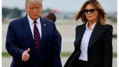 VIDEO: Donald Trump ने छोड़ा व्हाइट हाउस, कहा- बेहतरीन रहे 4 साल; बहुत कुछ किया हासिल'