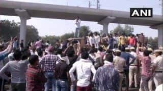 Ballabhgarh Killing: Protesters Block Highway; Mahapanchayat Organised Without Consent of Police