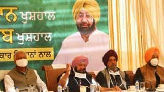 After Holding Talks With Punjab CM, Agitating Farmers Allow Trains to Run For 15 Days