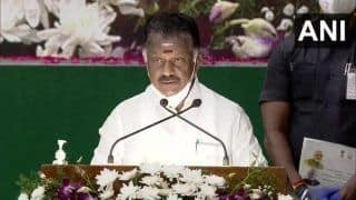 AIADMK-BJP Alliance to Continue For Assembly Polls, says Panneerselvam as Amit Shah Visits Tamil Nadu