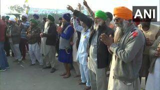किसान नेताओं की चेतावनी, 'निर्णायक लड़ाई के लिए दिल्ली आए हैं, प्रदर्शन जारी रहेगा'