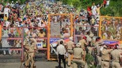 Farmers Protest LIVE | Maintain Order And Demonstrate Peacefully: Protesters Permitted to Enter Delhi