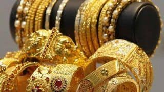 Gold Price Today 11 January 2021: एक दिन में सोने के दाम में 2000 रुपये तक की गिरावट! जानें अपने बाजार में 10 ग्राम गोल्ड का भाव