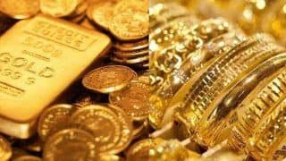 Gold Price Today Shows Slight Rise, Up From Rs 51,100 to Rs 51,320 Per 10 gm; Silver Price at Rs 60,200 Per kg
