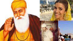 Guru Nanak Jayanti Bollywood Wish: बॉलीवुड स्टार्स ने फैन्स को दी 'गुरु पर्व' की शुभकामनाएं, यहां पढ़े मैसेज