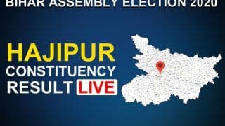 Hajipur Constituency Election Result: BJP's Awdhesh Singh Defeats RJD's Dev Kumar Chaurasiya