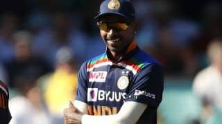 Hardik Pandya Making Changes to His Bowling Action: Report