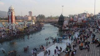 Haridwar Borders Sealed Till Nov 30, Holy Dip in The Ganges Not Allowed - Here's Why