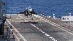 मिग-29 का ट्रेनर विमान अरब सागर में दुर्घटनाग्रस्त, एक पायलट लापता, जांज के दिए गए आदेश