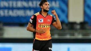 T Natarajan: All You Need to Know About The SRH Pacer Who Replaced Injured Varun Chakravarthy in India Squad For Australia