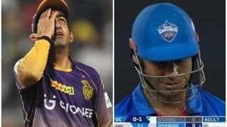 IPL 2020 Final, MI vs DC: Gautam Gambhir Picks Marcus Stoinis as Captain in His Fantasy Team, Gets Trolled After Capitals Opener Gets Bowled by Trent Boult in Dubai