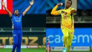 MI vs DC: Kieron Pollard Trolls Dwayne Bravo Hilariously After Mumbai Indians Beat Delhi Capitals to Win Dream11 IPL Win | WATCH