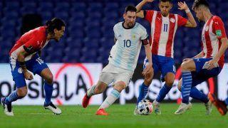 Argentina vs Paraguay, FIFA World Cup 2022 Qualifier: VAR Denies Lionel Messi Winner as Hosts Stay Unbeaten