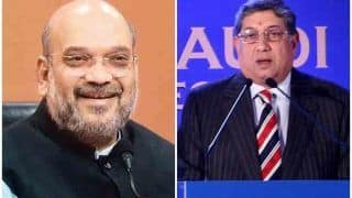 'N Srinivasan And Amit Shah Are Effectively Running Indian Cricket'