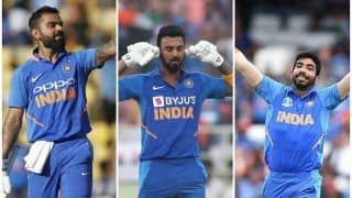 India vs Australia 2020-21: Virat Kohli to Jasprit Bumrah, Top Five Indian Players to Watch Out For in ODI Series
