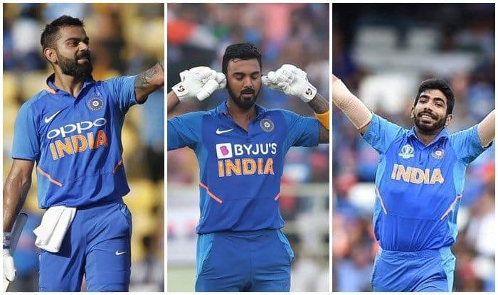 India Vs Australia 2020 21 Virat Kohli To Jasprit Bumrah Top Five Indian Players To Watch Out For In Odi Series Cricket Country