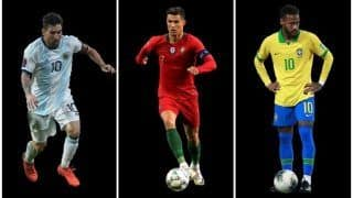 FIFA Best Football Awards 2020: Cristiano Ronaldo, Lionel Messi, Neymar And Robert Lewandowski Feature in Nominees' List