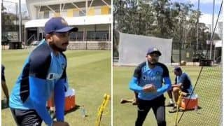 WATCH | Prithvi Shaw Hilariously Imitates Bumrah, Kumble's Bowling Action