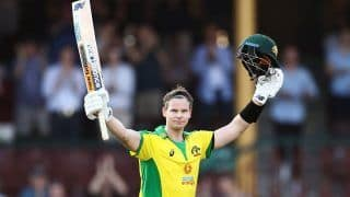 Ind vs Aus: Steve Smith Slams 11th ODI Century, Twitterverse Hails Former Australia Captain