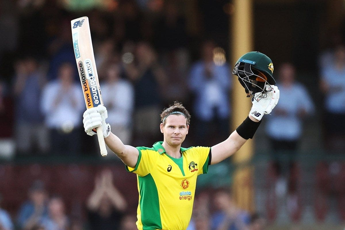 Ind vs Aus: Steve Smith Slams 11th ODI Century, Twitterverse Hails Former Australia Captain | India Tour of Australia 2020-21