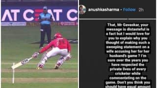 IPL 2020: Kings XI Punjab's One-Short Run to Sunil Gavaskar-Anushka Sharma 'Distasteful Remark', Controversies That Spiced up Season in UAE