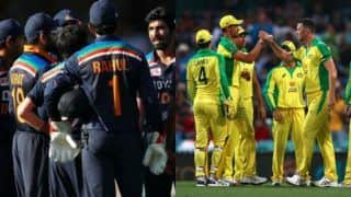 Australia vs India 3rd ODI in Canberra: Likely Playing XIs, Pitch Report, Toss Timing, Squads, Weather Forecast For 3rd ODI
