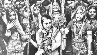 Indira Gandhi Birth Anniversary: दिवंगत प्रधानमंत्री 'आयरल लेडी' इंदिरा गांधी का 103वां जन्मदिन, सोनिया-राहुल ने दी श्रद्धांजलि