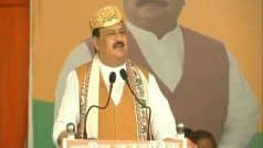 Hyderabad बना सियासी जंग का अखाड़ा, BJP अध्यक्ष नड्डा का कल रोड शो, शाह- योगी भी संभालेंगे मोर्चा