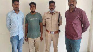 एमपी के प्रोटेम स्पीकर को जान से मारने की धमकी देने वाला झारखंड का जावेद अख्तर ओडिशा से गिरफ्तार