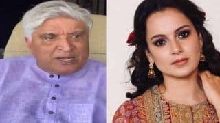 Javed Akhtar Files Defamation Case Against Kangana Ranaut For 'Harming His Reputation'