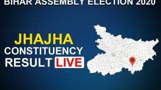 Jhajha Constituency Result: JD(U) Candidate Damodar Rawat Wins by 1,679 Votes