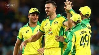 India vs Australia 2020, 1st ODI Today Match Report: Steve Smith, Aaron Finch, Adam Zampa Star as Australia Beat India by 66 Runs to Take 1-0 Lead