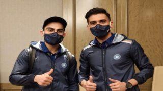 INDvAUS: सिडनी पहुंची टीम इंडिया, विराट कोहली को मिला रग्बी दिग्गज ब्रैड फिटलर का सूइट