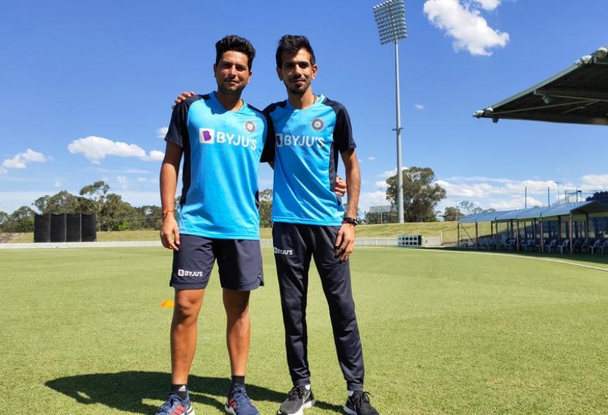 Ind vs Aus: ऑस्ट्रेलिया पहुंचते ही टीम इंडिया ने शुरू किया अभ्यास; एक साथ दिखी Kul-Cha की जोड़ी
