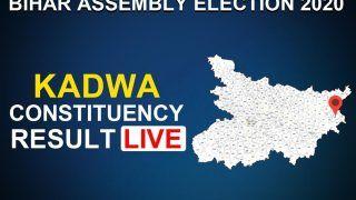 Kadwa Constituency Result: Congress' Shakeel Ahmad Khan Wins