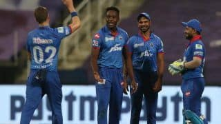 IPL 2020 Points Table: Delhi Beat Bangalore to Secure 2nd Spot; Rabada Reclaims No.1 Position in Purple Cap Tally