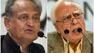 Ashok Gehlot Slams Kapil Sibal Over His 'Introspect' Comment, Says Only Congress Can Keep Nation United