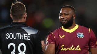 NZ vs WI Dream11 Team Prediction New Zealand vs West Indies 2nd T20I: Captain, Vice-captain, Fantasy Playing Tips, Probable XIs For Today's New Zealand vs West Indies T20I Match at Bay Oval, Mount Maunganui 6.30 AM IST November 29 Sunday