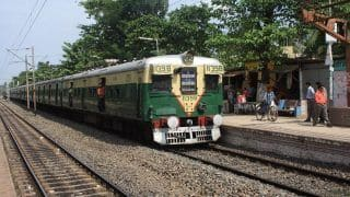 West Bengal Govt Writes to Railways For Resumption of Suburban Train Services