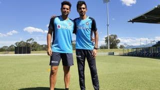 IND vs AUS 2020 ODI: Team India Clears COVID-19 Test, Begins Physical Training With Gym And Running