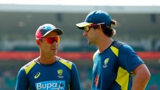 INDvAUS: कोच लैंगर ने कहा- भारत के खिलाफ टेस्ट सीरीज में वार्नर-बर्न्स ही करेंगे पारी की शुरुआत