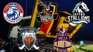 DV vs JS Dream11 Team Prediction Lanka Premier League T20: Captain, Vice-captain, Fantasy Playing Tips, Probable XIs For Today's Dambulla Viiking vs Jaffna Stallions T20 Match 5 at Mahinda Rajapaksa International Cricket Stadium 3.30 PM IST November 30 Monday