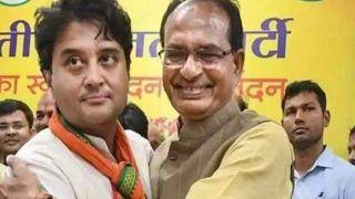 LIVE Updates MP Upchunav Result 2020: उपचुनावों में बड़ी जीत की ओर BJP, जश्न में डूबे भाजपा कार्यकर्ता