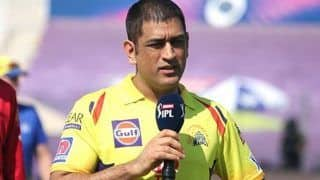 IPL 2020: Faf Du Plessis on MS Dhoni, 'When You Think of CSK, You Think of Dhoni'