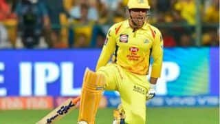 IPL 2021: CSK Captain MS Dhoni to Become First Cricketer to Cross Rs 150 cr Salary
