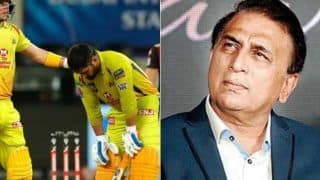 Ipl 2020 ms dhoni will definitely score 400 runs in ipl 2021 if he plays domestic cricket sunil gavaskar 4195369