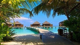 This Luxury Resort in Maldives Offers Unlimited Stays in an Overwater Bungalow For a Year, Starting 2021