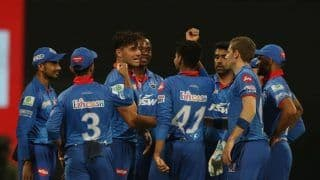 Shikhar Dhawan, Marcus Stoinis, Kagiso Rabada Star as Delhi Capitals Beat Sunrisers Hyderabad to Reach Maiden IPL Final